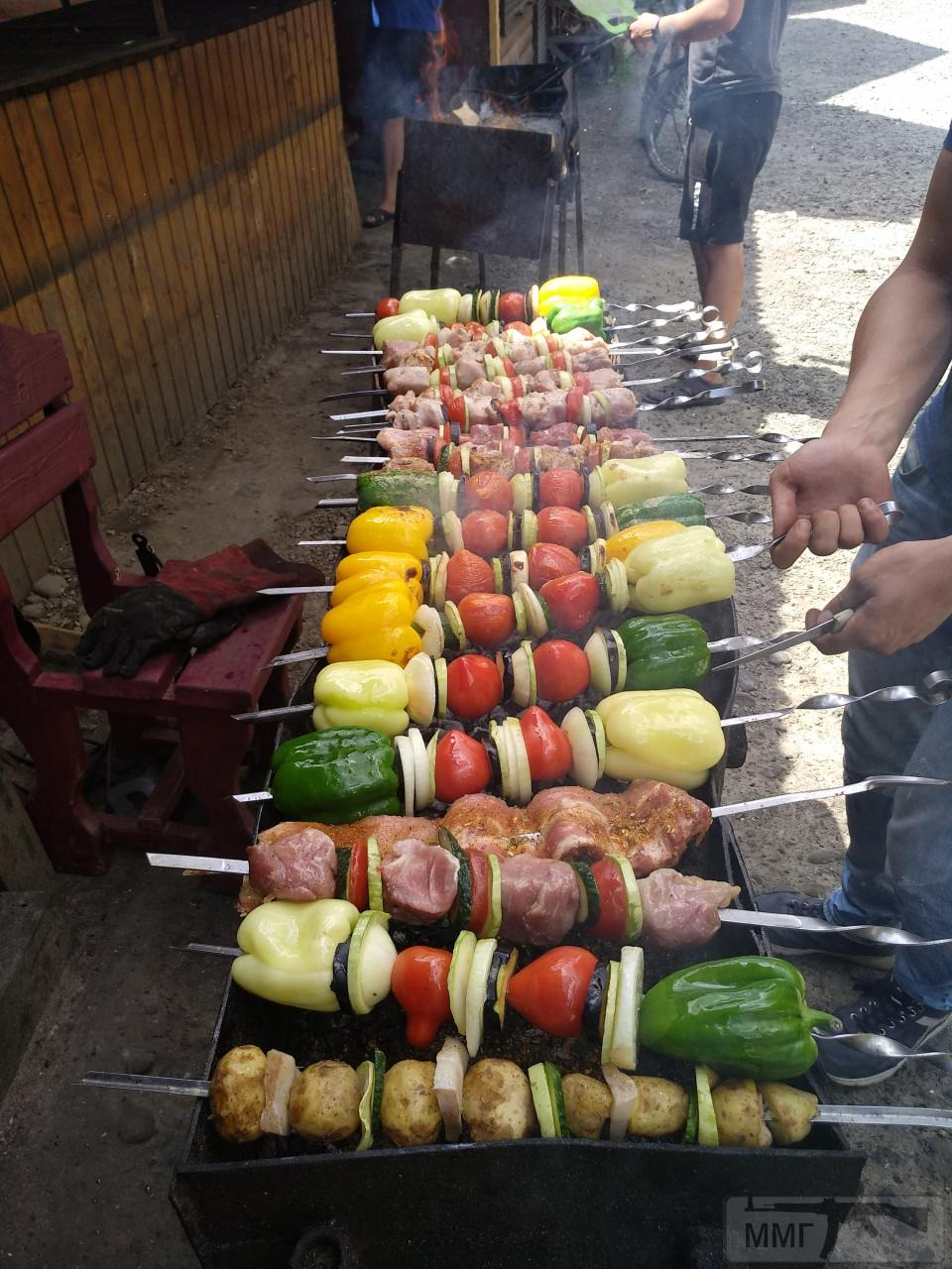 107224 - Закуски на огне (мангал, барбекю и т.д.) и кулинария вообще. Советы и рецепты.