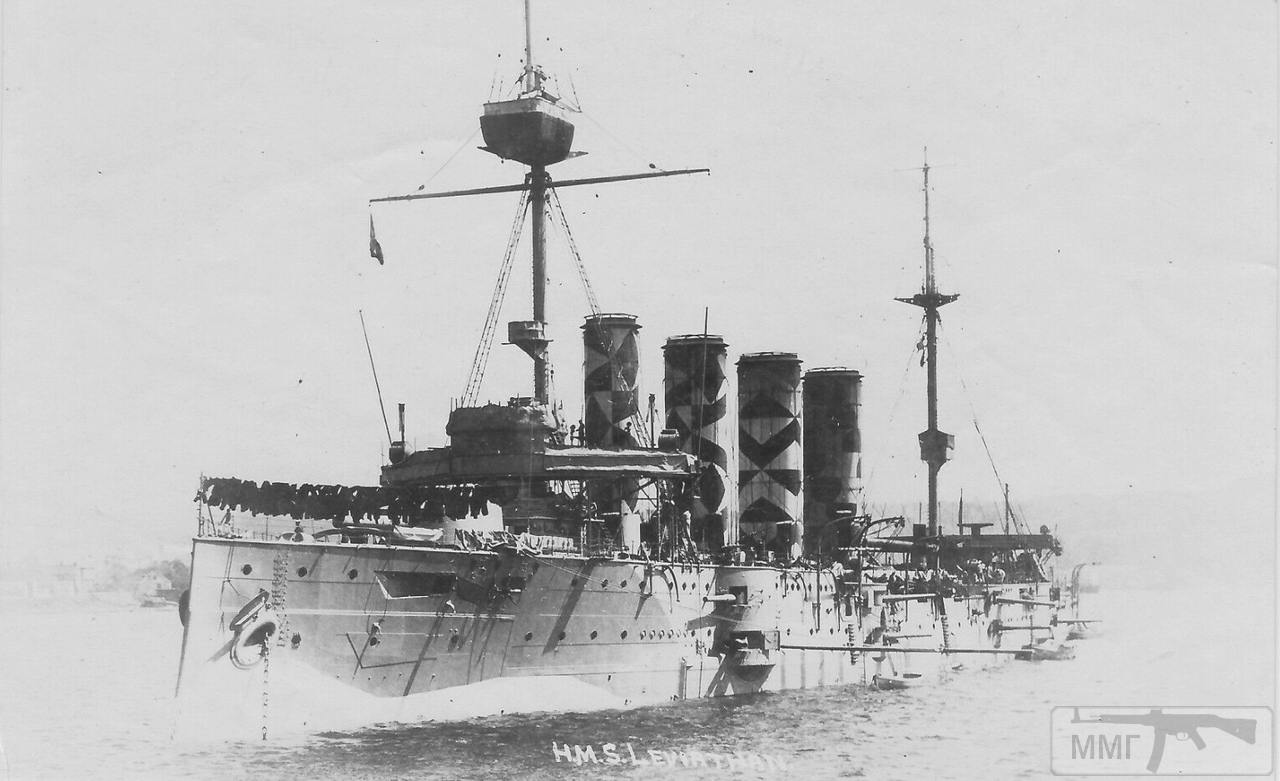 107250 - HMS Leviathan