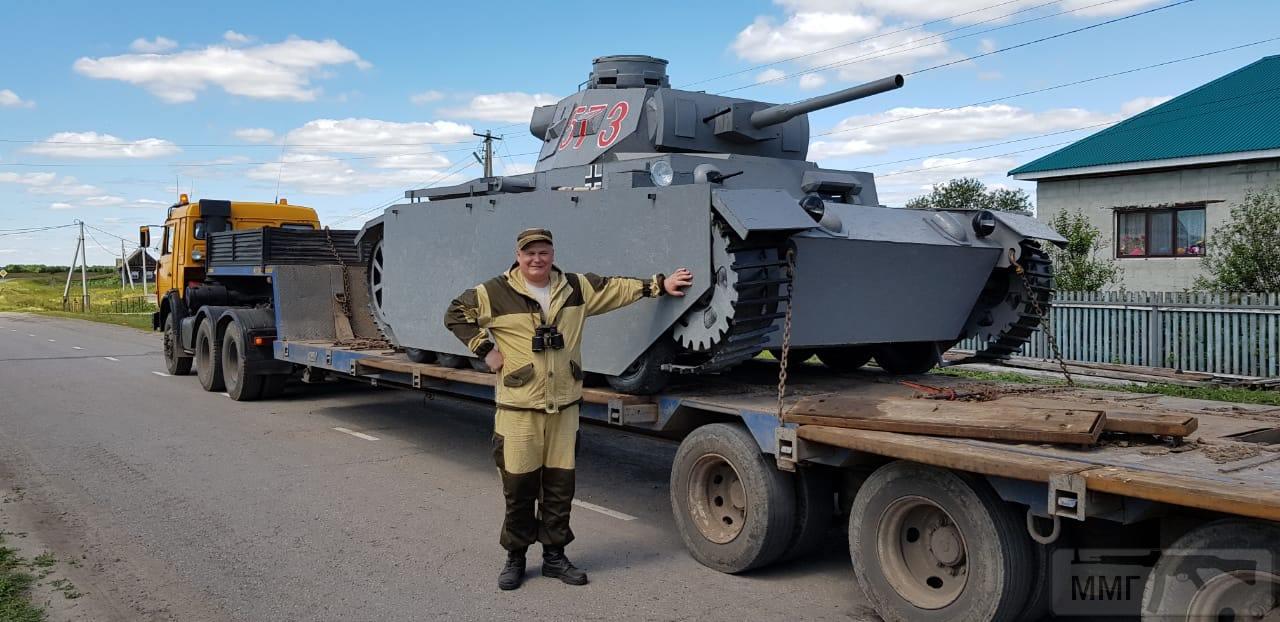 107399 - Деревянный танк
