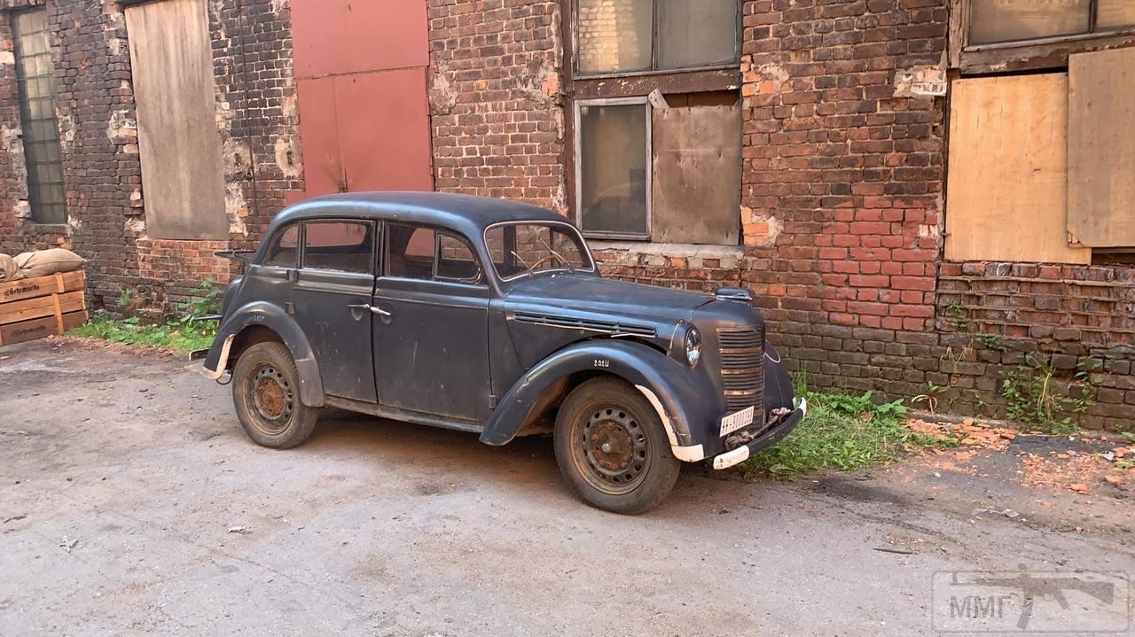 107400 - Легковые автомобили Третьего рейха