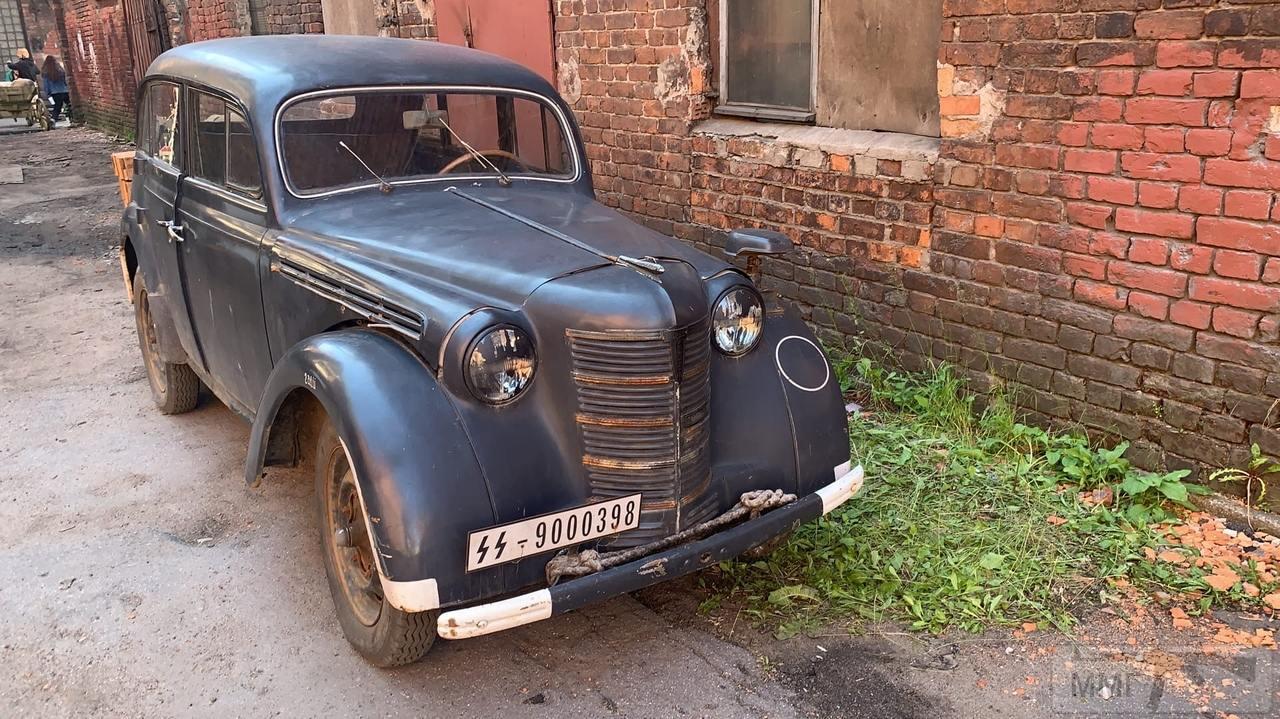 107401 - Легковые автомобили Третьего рейха