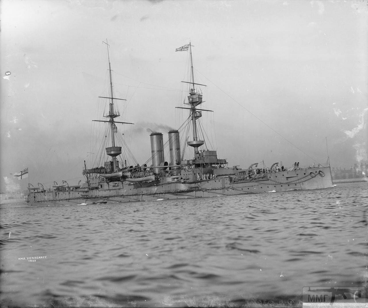 107419 - Броненосцы, дредноуты, линкоры и крейсера Британии