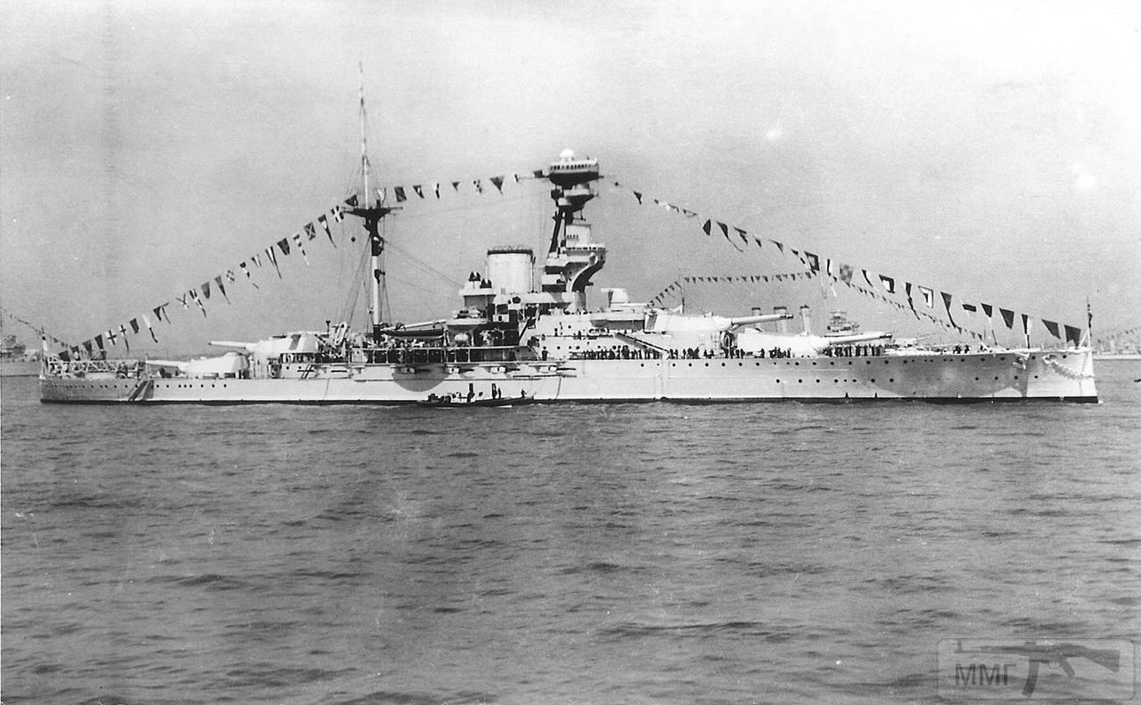 107421 - Броненосцы, дредноуты, линкоры и крейсера Британии