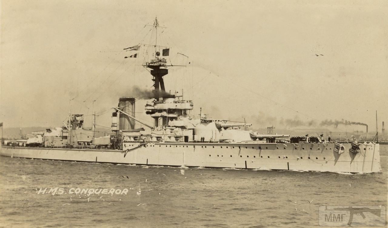 107431 - Броненосцы, дредноуты, линкоры и крейсера Британии