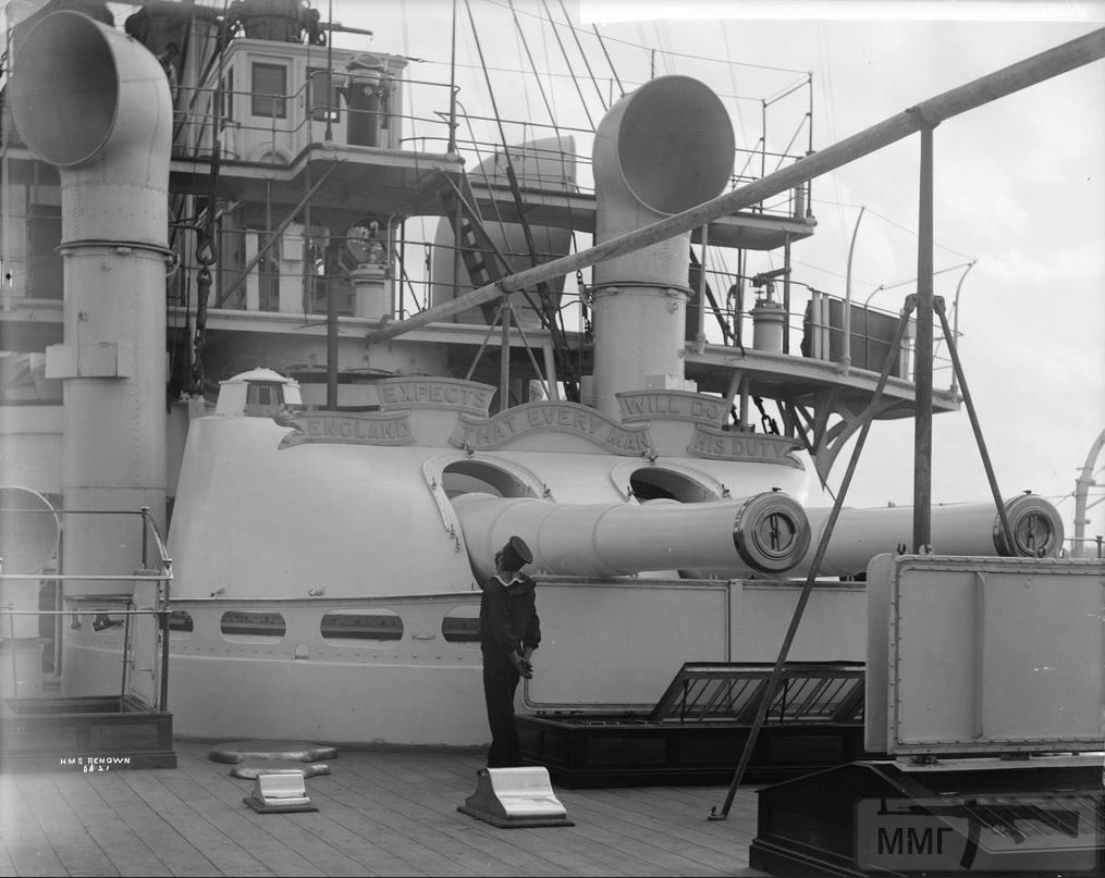 107432 - Броненосцы, дредноуты, линкоры и крейсера Британии