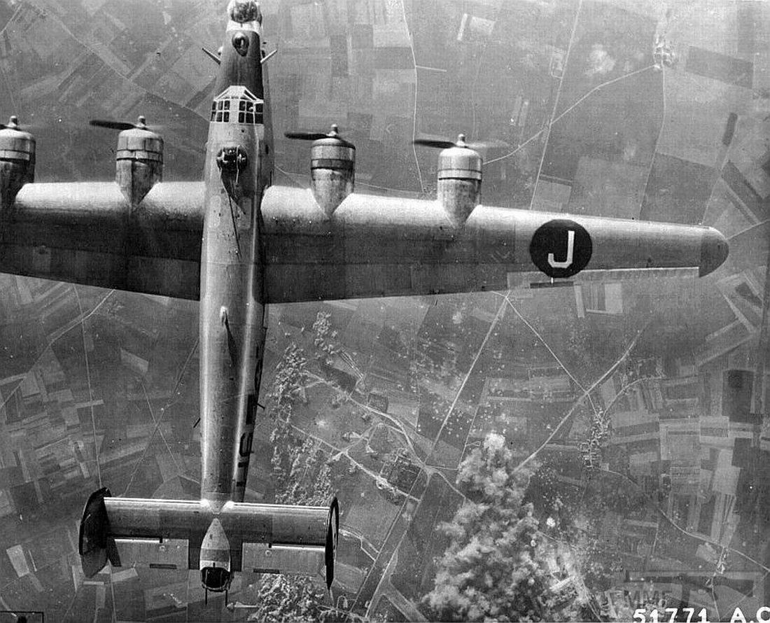 107723 - Стратегические бомбардировки Германии и Японии