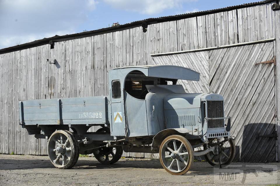107884 - Автомобильный транспорт Первой мировой