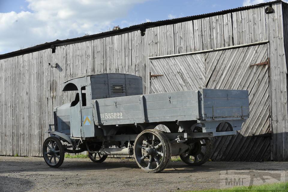 107885 - Автомобильный транспорт Первой мировой