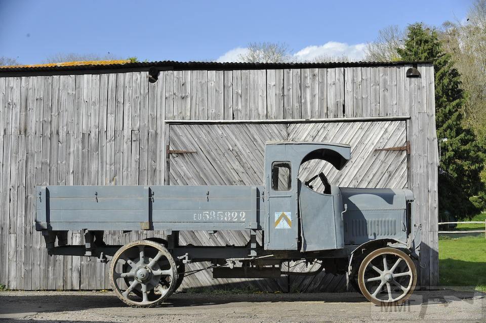 107886 - Автомобильный транспорт Первой мировой