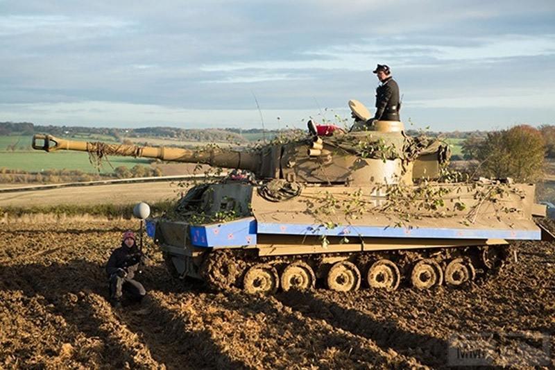 108103 - Деревянный танк