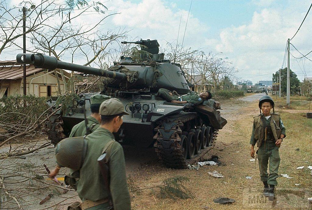 108216 - Сухопутные операции во Вьетнаме