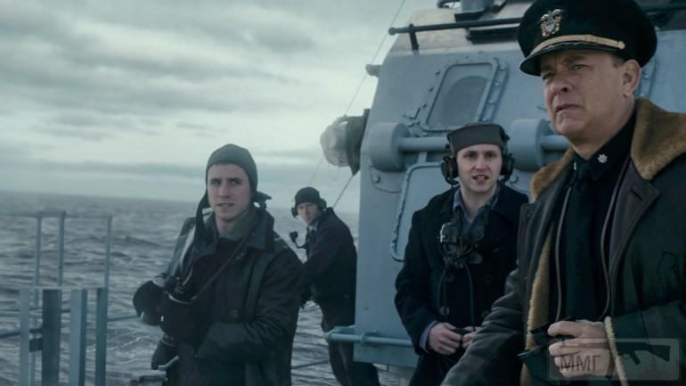 108393 - где же лед? моряки чистенькие гладко выбритые отдохнувшие ..это точно война?