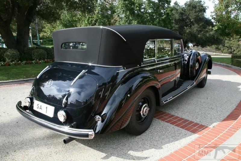108465 - Легковые автомобили Третьего рейха