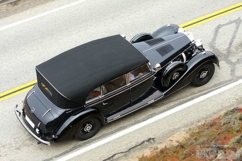 108466 - Легковые автомобили Третьего рейха