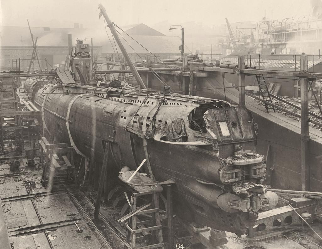 10867 - Волчьи Стаи - Германские подводные лодки двух мировых войн