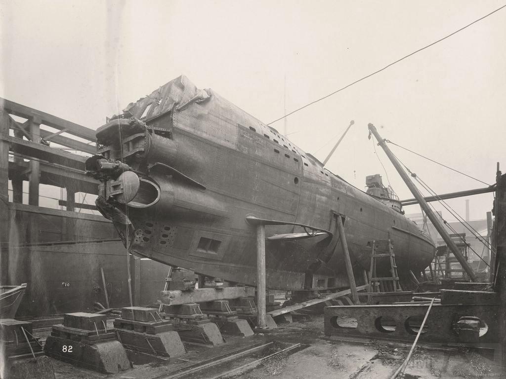 10870 - Волчьи Стаи - Германские подводные лодки двух мировых войн