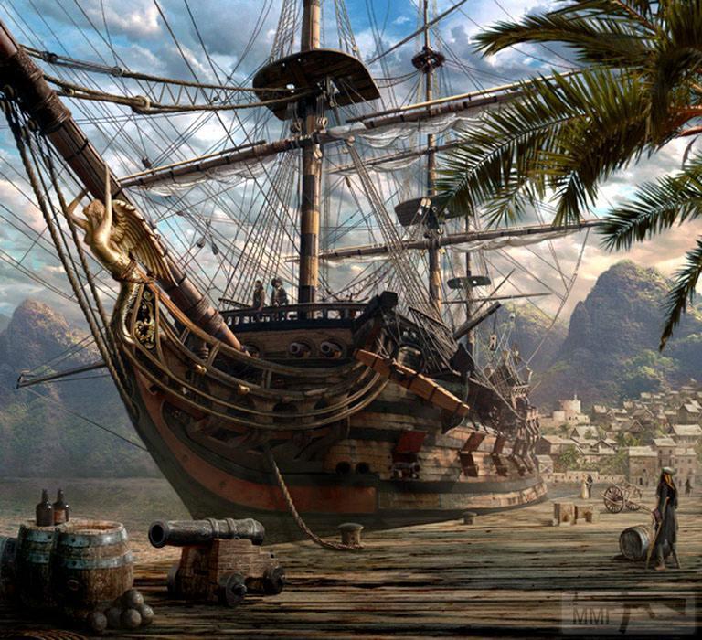 108868 - Атлантида пиратов или когда высшие силы против
