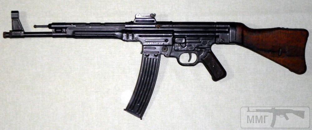109082 - Sturmgewehr Haenel / Schmeisser MP 43MP 44 Stg.44 - прототипы, конструкция история
