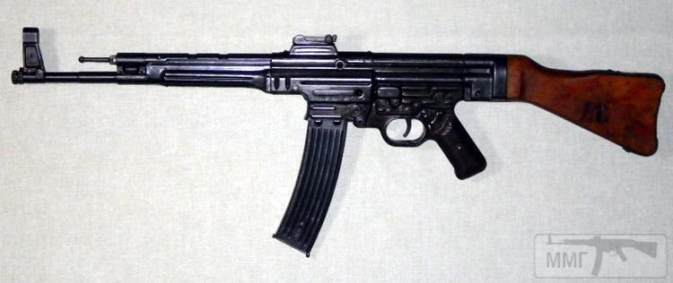 109083 - Sturmgewehr Haenel / Schmeisser MP 43MP 44 Stg.44 - прототипы, конструкция история