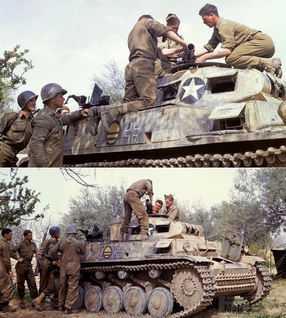 109191 - Военное фото 1939-1945 г.г. Западный фронт и Африка.