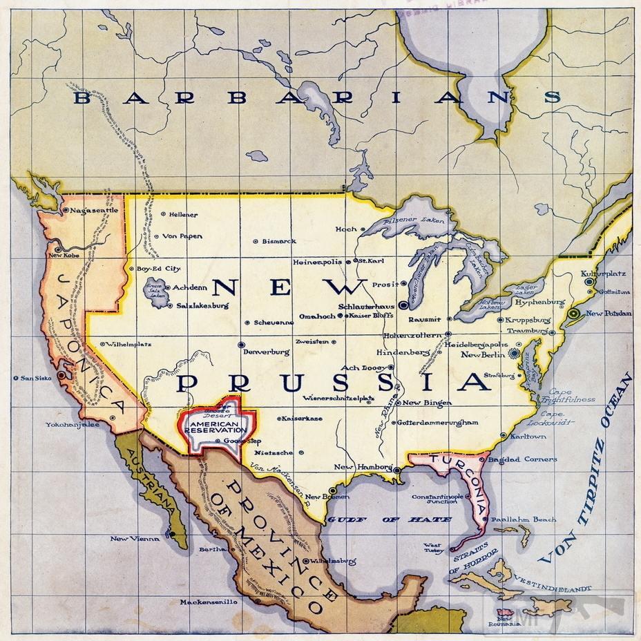109255 - США vs Германия