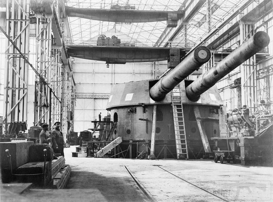 10934 - Корабельные пушки-монстры в музеях и во дворах...
