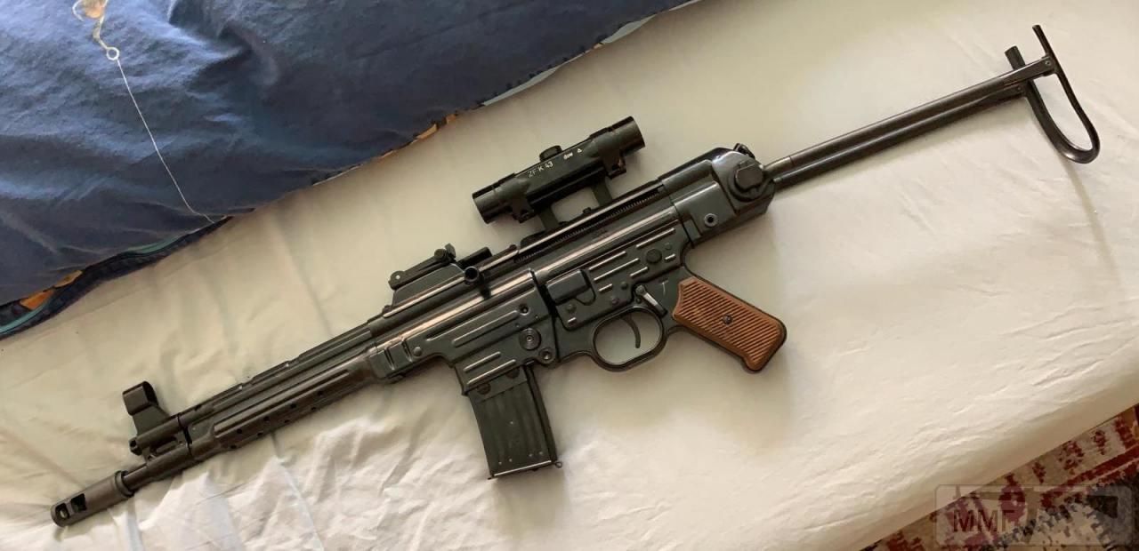109343 - Sturmgewehr Haenel / Schmeisser MP 43MP 44 Stg.44 - прототипы, конструкция история