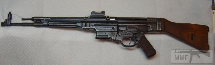 109351 - Sturmgewehr Haenel / Schmeisser MP 43MP 44 Stg.44 - прототипы, конструкция история