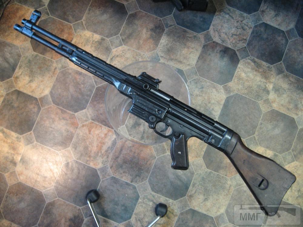 109361 - Sturmgewehr Haenel / Schmeisser MP 43MP 44 Stg.44 - прототипы, конструкция история