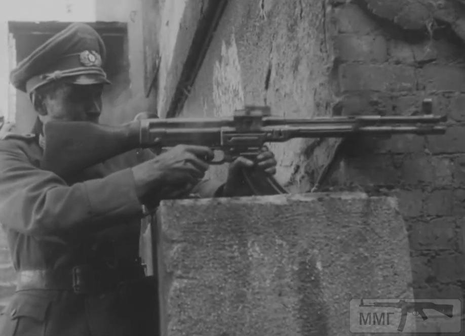 109365 - Sturmgewehr Haenel / Schmeisser MP 43MP 44 Stg.44 - прототипы, конструкция история
