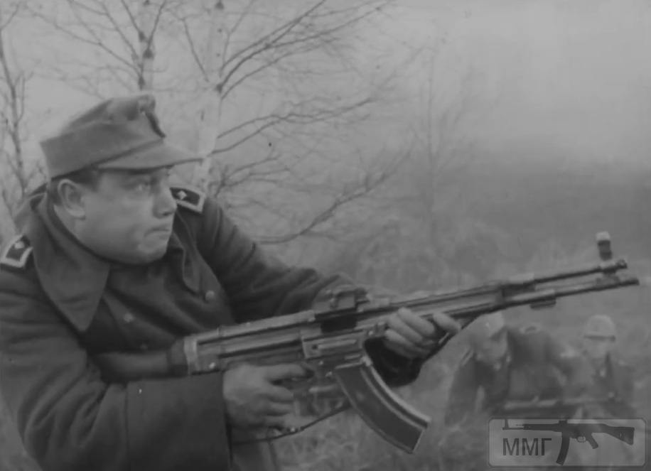 109366 - Sturmgewehr Haenel / Schmeisser MP 43MP 44 Stg.44 - прототипы, конструкция история