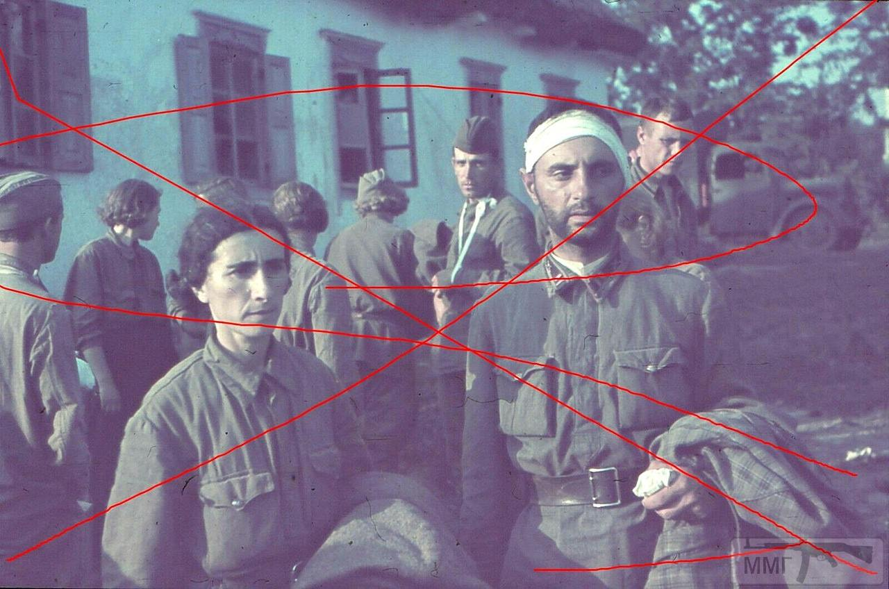 109377 - Лето 1941г,немецкие фото.
