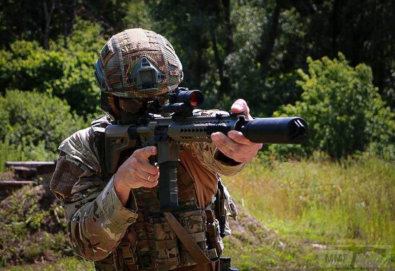 109436 - В Украине будут производить стрелковое оружие по стандартам НАТО