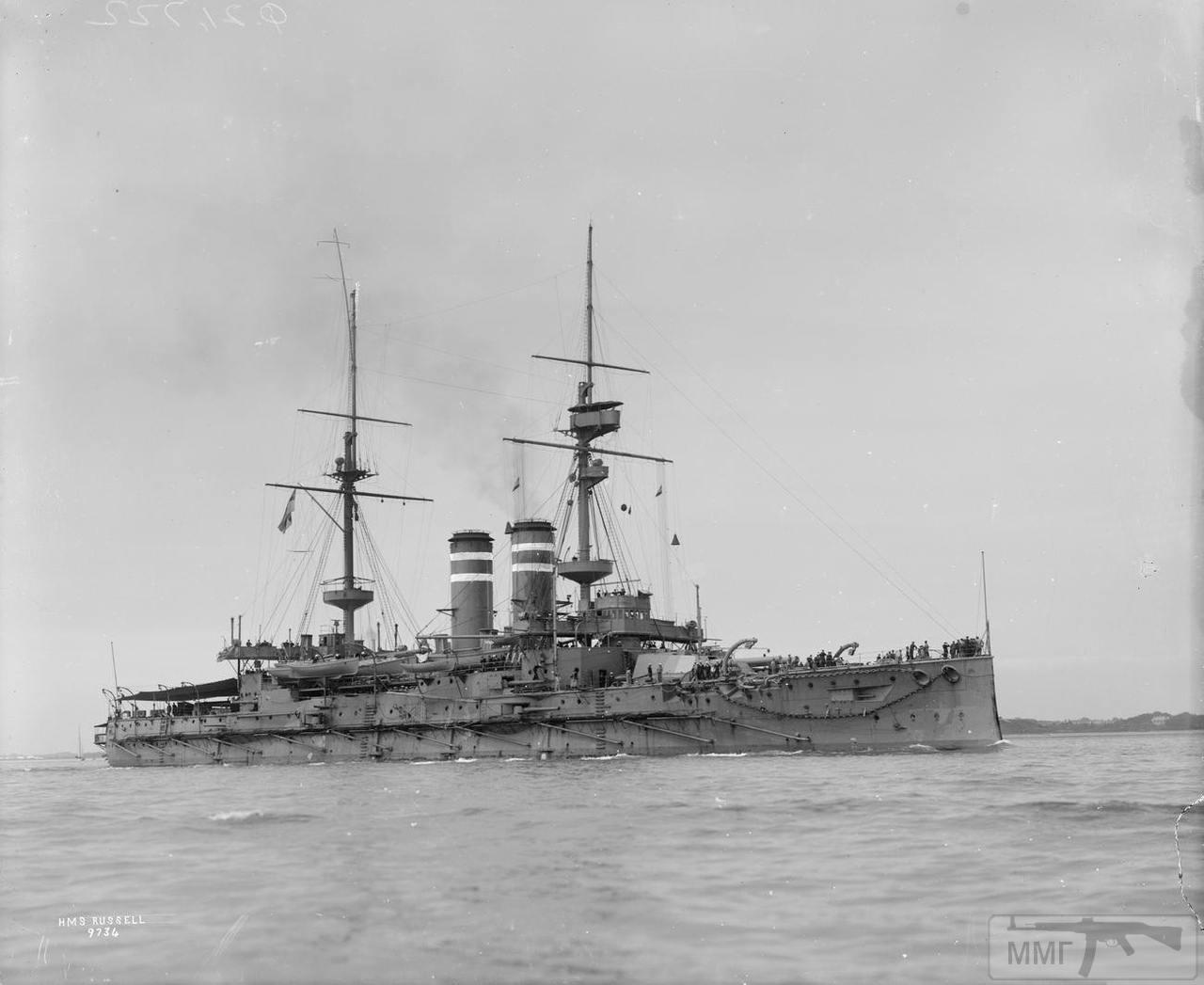 109475 - Броненосцы, дредноуты, линкоры и крейсера Британии