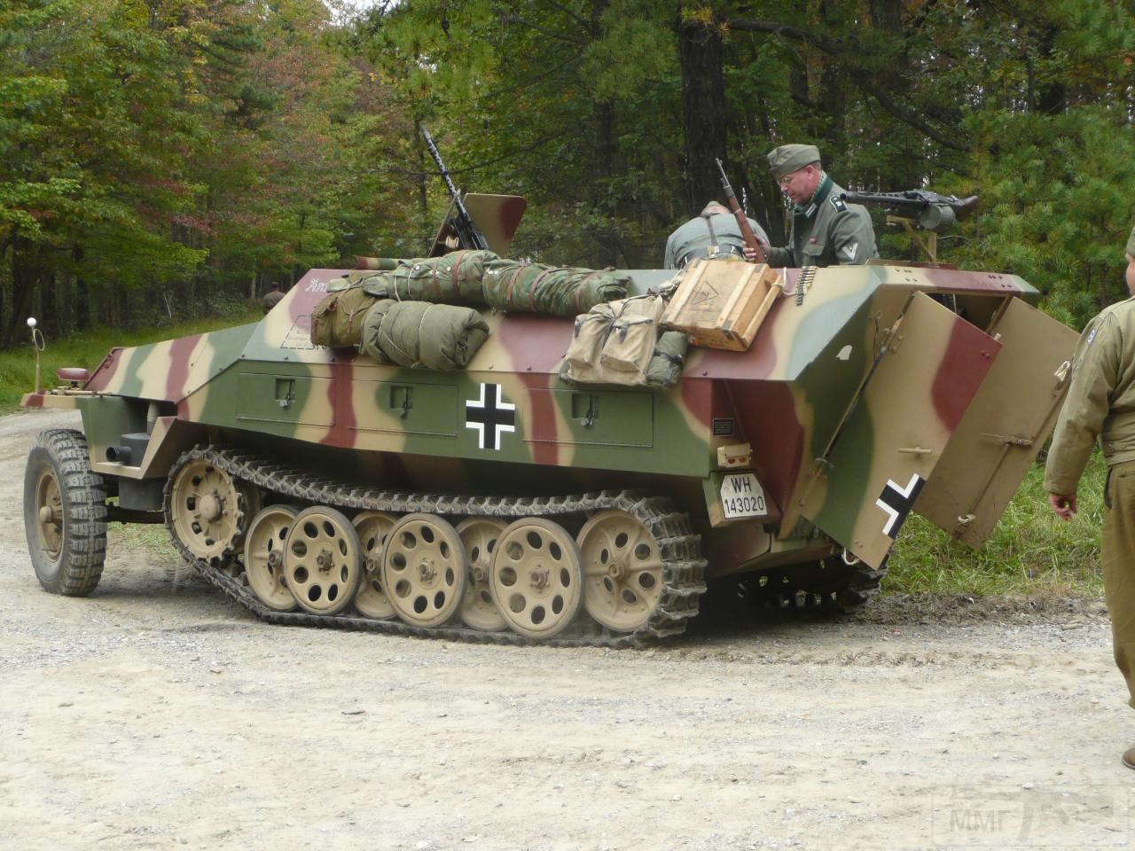 10948 - MG-42 Hitlersäge (Пила Гитлера) - история, послевоенные модификации, клейма...