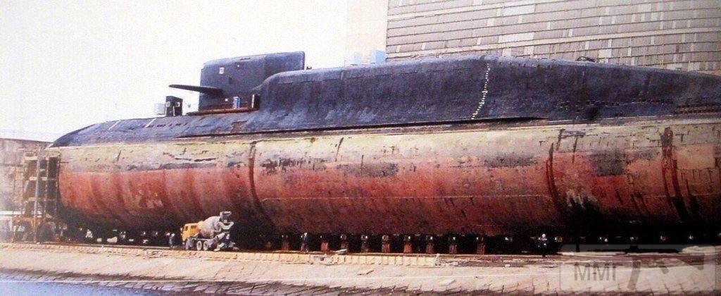 109507 - Атомные субмарины.