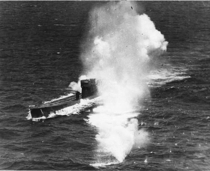 10951 - Волчьи Стаи - Германские подводные лодки двух мировых войн