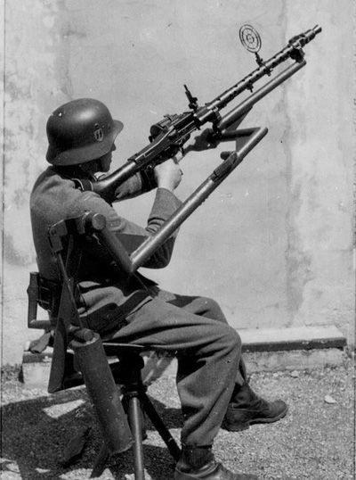 10952 - Все о пулемете MG-34 - история, модификации, клейма и т.д.