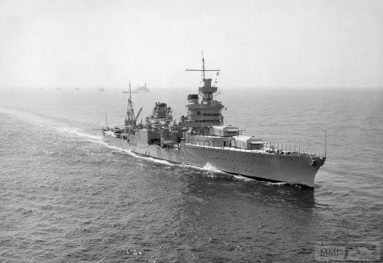 109539 - USS Indianapolis (CA-35)