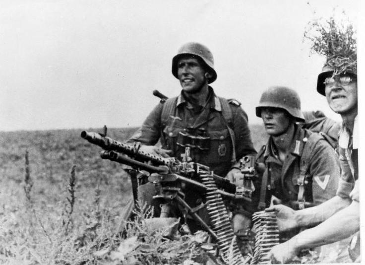 10954 - Все о пулемете MG-34 - история, модификации, клейма и т.д.