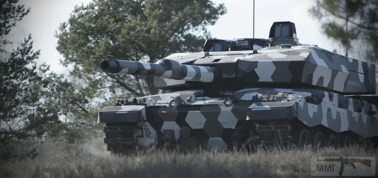 109644 - Современные танки