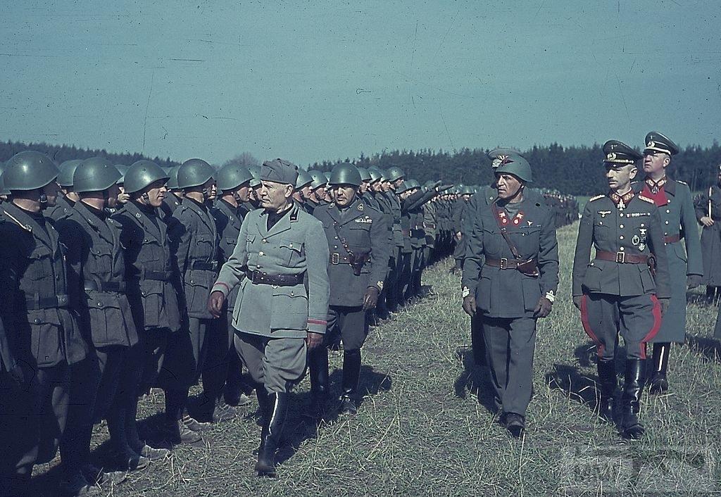 109679 - Военное фото 1941-1945 г.г. Восточный фронт.