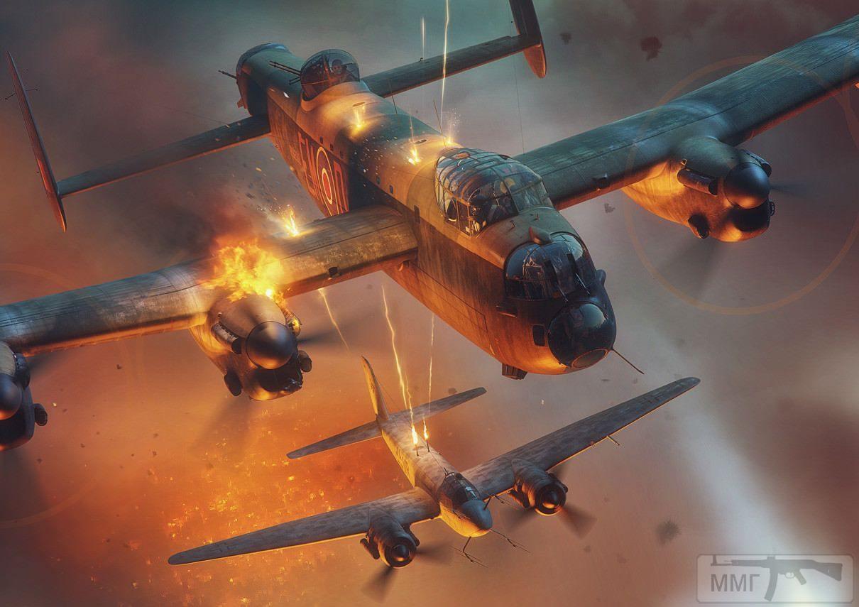 109766 - Художественные картины на авиационную тематику