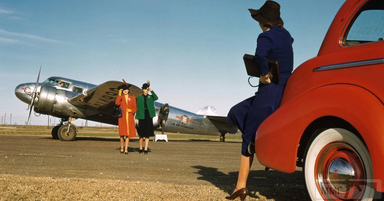 109789 - Фотографии гражданских летательных аппаратов