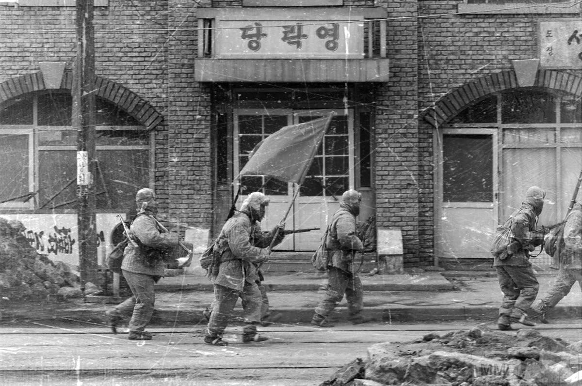 109809 - Война в Корее (25.06.1950 - 27.07.1953)