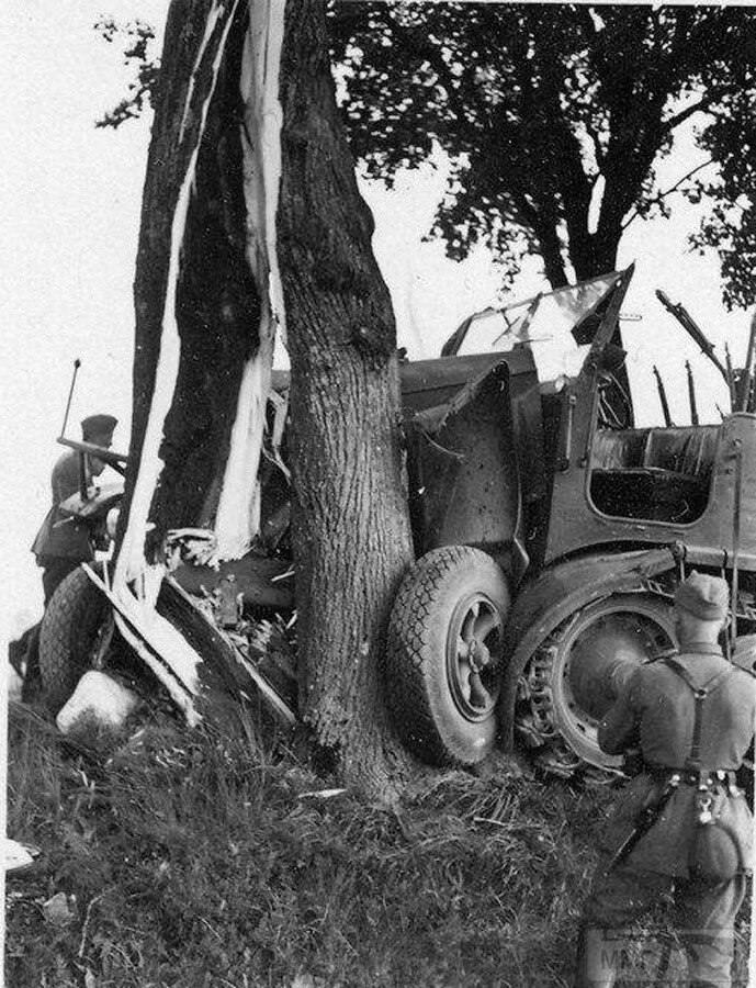 109824 - Военное фото 1941-1945 г.г. Восточный фронт.