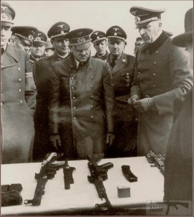 109825 - Sturmgewehr Haenel / Schmeisser MP 43MP 44 Stg.44 - прототипы, конструкция история