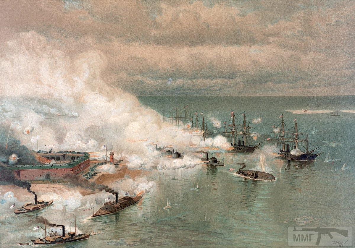 109843 - Гражданская война в США