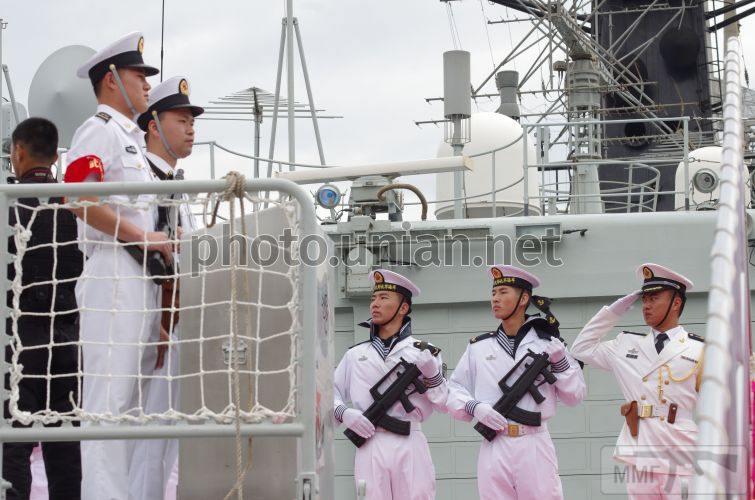 "109929 - экипаж эсминца ""Циндао"""