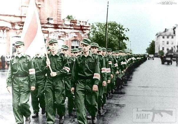 110016 - Советские люди на стороне немцев